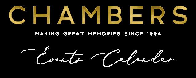 Chambers Event Calendar
